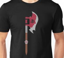 Buffy in the Scythe Unisex T-Shirt