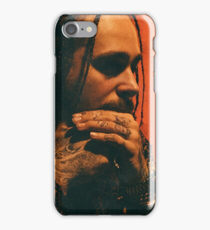 Post Malone Stoney iPhone Case/Skin