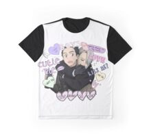 Cutie Boys Graphic T-Shirt