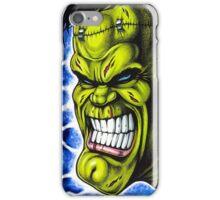 The Creature of Frankenstein iPhone Case/Skin