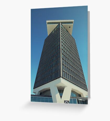 The ADAM tower #2 Greeting Card