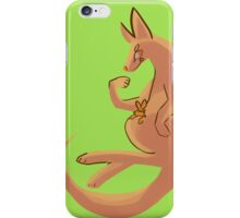 momma said knock you out iPhone Case/Skin