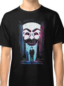Mr Robot Merch Classic T-Shirt