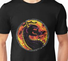Mortal Kombat - Kombat The Dragon Unisex T-Shirt