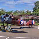 Bristol M1C replica C4918 G-BWJM by Colin Smedley