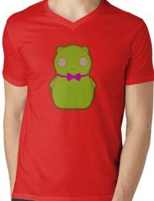 alien for flog Mens V-Neck T-Shirt