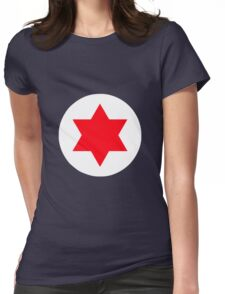 Danny Sexbang Logo Womens Fitted T-Shirt