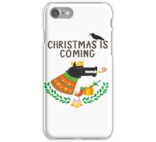 Game of Thrones Christmas, Juego de Tronos Navidad iPhone Case/Skin