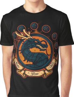 Mortal Kombat - Make Your Wish Graphic T-Shirt