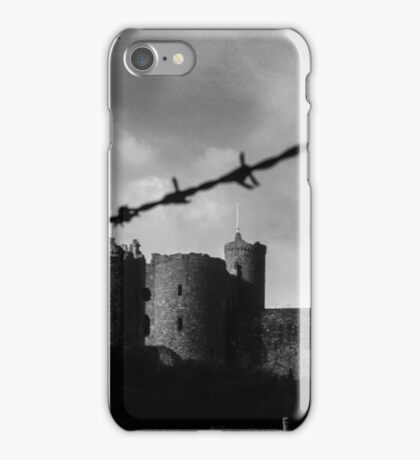 Lines of Defence iPhone Case/Skin