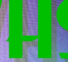 v / h / s Sticker