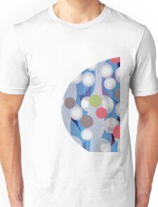 el polvo de luz como grageas Unisex T-Shirt