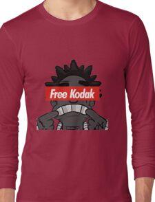 Free Kodak Long Sleeve T-Shirt