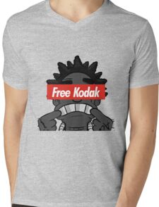 Free Kodak Mens V-Neck T-Shirt