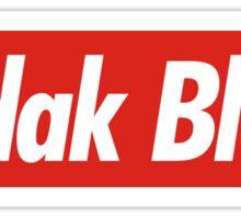 Free Kodak Black Sticker