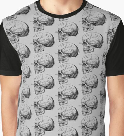 Science of the Head. Graphic T-Shirt