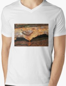 Ship's Anchor, A Study In Decay  Mens V-Neck T-Shirt