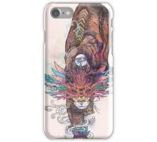 Journeying Spirit (Mountain Lion) iPhone Case/Skin