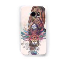 Journeying Spirit (Mountain Lion) Samsung Galaxy Case/Skin