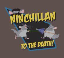 NinChillan - To The Death! by jaymelafleur