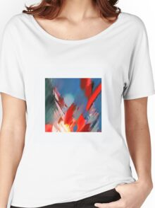 Abstract 11 Women's Relaxed Fit T-Shirt