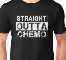 Straight Outta Chemo - Therapy Cancer Awareness Unisex T-Shirt