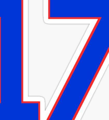 #17 Sticker