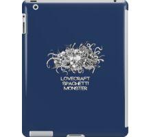 LOVECRAFT SPAGHETTI MONSTER iPad Case/Skin