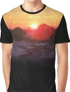 Sunsets Graphic T-Shirt