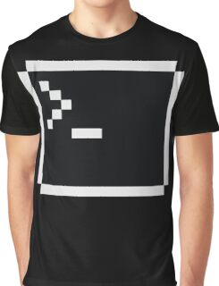 LInux computer screen Graphic T-Shirt