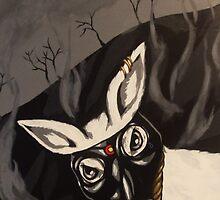 Eyes on the prize by Jeremy McAnally