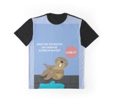 DAM IT! Graphic T-Shirt