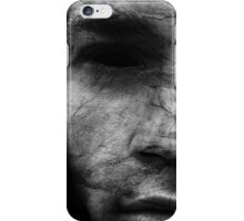 Man in the Mirror iPhone Case/Skin