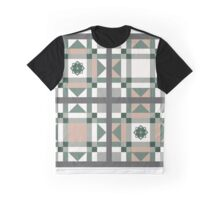 Color geometrical pattern Graphic T-Shirt