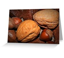 Oh nuts! Greeting Card