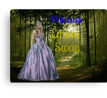 Princess Emma Swan Canvas Print