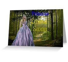Princess Emma Swan Greeting Card