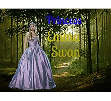 Princess Emma Swan Photographic Print