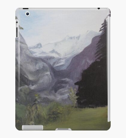 Mystery Mountains iPad Case/Skin