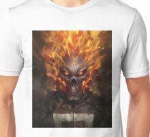 Skeleton Ghost Unisex T-Shirt