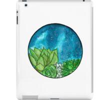 Watercolor Succulents  iPad Case/Skin