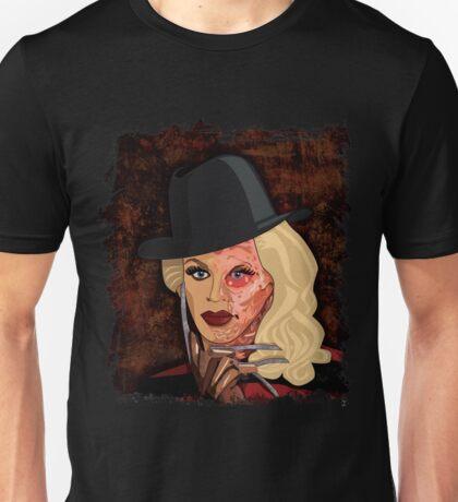 Katya Zamolodchikova - Freddy Krueger Unisex T-Shirt
