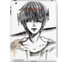 Red Eye iPad Case/Skin
