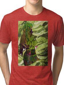Sylvari Tri-blend T-Shirt
