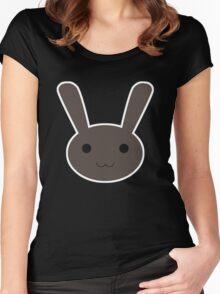 Pumpkin Pete's Petey the Bunny!  Women's Fitted Scoop T-Shirt