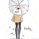 I Love New York by Heather Stillufsen