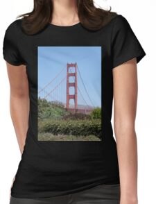 San Francisco Golden Gate Womens Fitted T-Shirt