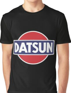 Datsun Graphic T-Shirt