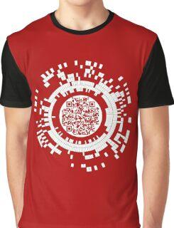 Sky-code  et QR code Overwatch Sombra Graphic T-Shirt