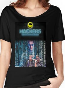 Hackers Women's Relaxed Fit T-Shirt